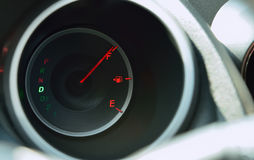 Símbolo completo do combustível Fotografia de Stock