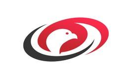 Símbolo creativo de Eagle Sight Ilustración del vector Fotografía de archivo