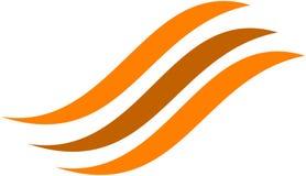 Símbolo de la energía Imagenes de archivo