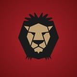 Símbolo del león Imágenes de archivo libres de regalías