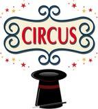 Símbolo do circo Fotografia de Stock Royalty Free