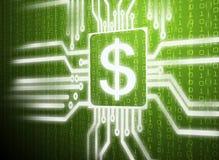 Símbolo do dólar Imagens de Stock Royalty Free