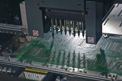 SMD, инструментальная головка установки SMT Стоковое Изображение RF