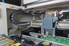 SMD, SMT montażu narzędzia głowa Zdjęcie Stock
