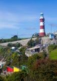 Smeaton-` s Turm-Leuchtturm Lizenzfreie Stockfotografie