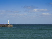 Smeatons Lighthouse Cornwall Stock Photography