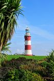 Smeatons tower. In Plymouth Devon UK Royalty Free Stock Photo