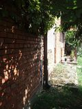 My house in Smederevo stock images