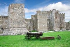 Smederevo fortress royalty free stock photos