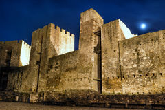 Smederevo fortress inside view Stock Images