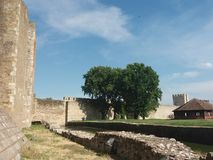 Fortress Smederevo stock images