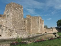 Fortress Smederevo stock photography