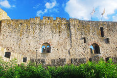 The Smederevo fortress Stock Photography
