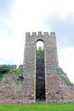 The Smederevo fortress Stock Photo