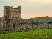 Smederevo fortress wall Stock Photo