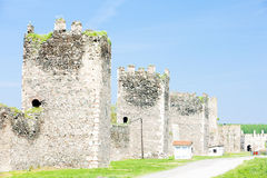 Smederovo Fortress Royalty Free Stock Image