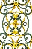 Smeedijzerontwerp Royalty-vrije Stock Foto