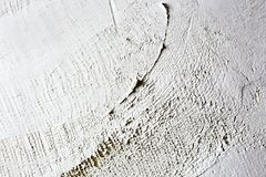 smeer de grond op het canvas textuur voor kunstenaars stock foto's