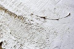 smeer de grond op het canvas textuur voor kunstenaars stock afbeelding