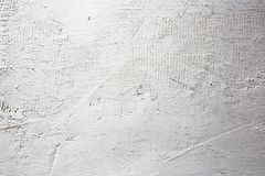 smeer de grond op het canvas textuur voor kunstenaars royalty-vrije stock afbeeldingen