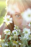 Smell Royalty Free Stock Photos