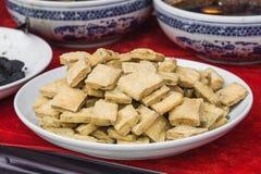 Smelly Tofu Lizenzfreies Stockbild