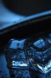 Smeltend ijs stock afbeeldingen