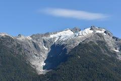 Smeltende gletsjers stock afbeeldingen