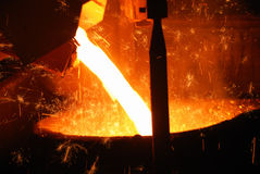 Smelting Stock Photography