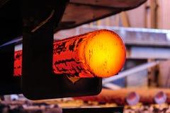 Smelting plant Royalty Free Stock Photos
