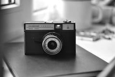 Smena, χειρωνακτική κάμερα, εκλεκτής ποιότητας κάμερα, Lomo, κάμερα της ΕΣΣΔ, αναδρομική ταινία Στοκ φωτογραφία με δικαίωμα ελεύθερης χρήσης