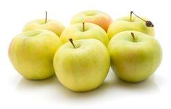 Smeralda της Apple που απομονώνεται Στοκ εικόνες με δικαίωμα ελεύθερης χρήσης