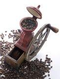 Smerigliatrice di caffè spagnola antica Fotografia Stock Libera da Diritti