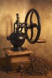 smerigliatrice di caffè Fotografia Stock Libera da Diritti