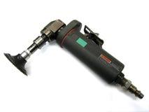Smerigliatrice pneumatica fotografia stock
