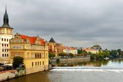 Smetana museum Stock Photos