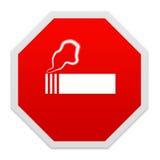 Smetta di fumare il segno. fotografie stock