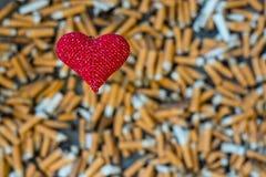 Smetta di fumare ora immagini stock