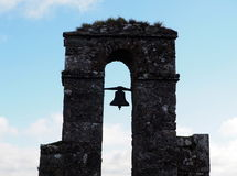 Smickra det slottuppehälleKlocka tornet Irland Royaltyfri Foto