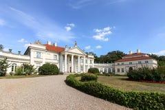 SMIELOW, POL?NIA - 10 DE SETEMBRO DE 2018 Adam Mickiewicz Museum em Smielow foto de stock royalty free