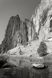 Smiith Rock State Park 2. Smith Rock State Park, near Redmond, Oregon, USA stock photo
