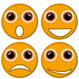Smile 01 Stock Images