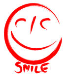 Smile Stock Image