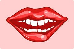 Smile Royalty Free Stock Photography