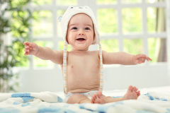 Free Smile Baby Royalty Free Stock Photos - 40741008