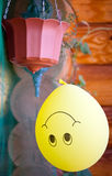 Smile balloon Royalty Free Stock Photo