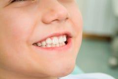 Smile of boy Stock Photo