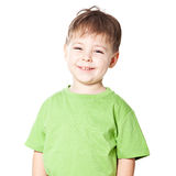 Smile boy Stock Images