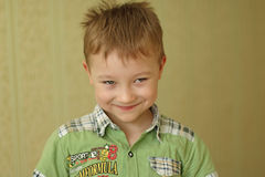 Smile boy Stock Photography