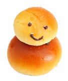 Smile bread Stock Photo
